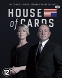 House of cards - Seizoen...
