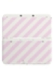 Nintendo New Nintendo 3DS, Coverplate 014 Streep Roze (2212966)