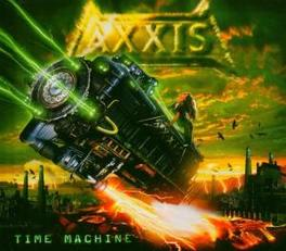 TIME MACHINE -LTD- DIGIBOOK Audio CD, AXXIS, CD