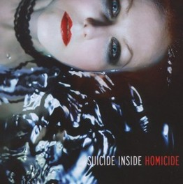 HOMICIDE SUICIDE INSIDE, CD