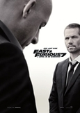 Fast & Furious 7, (Blu-Ray)
