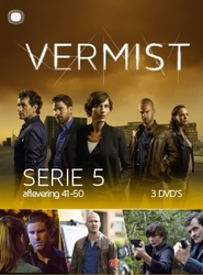 Vermist seizoen 5. (DVD)