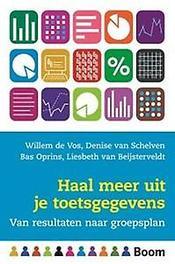 Haal meer uit je toetsgegevens van resultaten naar groepsplan, Willem de Vos, Paperback