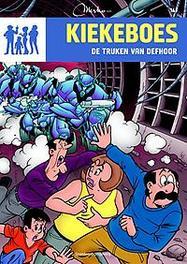 De truken van Defhoor KIEKEBOES DE, Merho, Paperback
