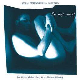 J-A-M TRIO FIRST PORTRAIT JOSE ALBERTO MEDINA, CD