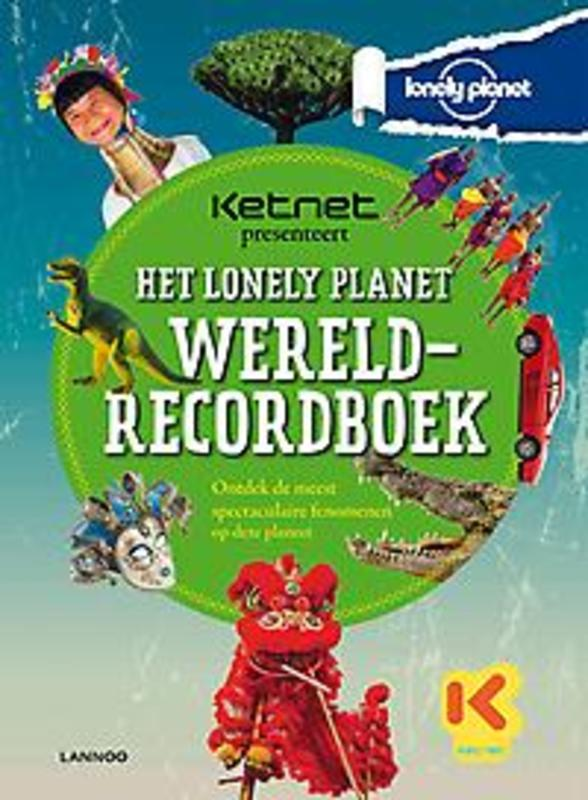 Ketnet presenteert: Het Lonely Planet wereldrecordboek