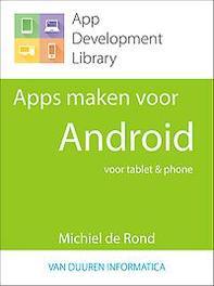 App Development Library: Apps maken voor Android