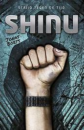 Shinu strijd tegen de tijd, Jonas Boets, Paperback