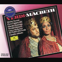 MACBETH W/CLAUDIO ABBADO, SHIRLEY VERRETT, PLACIDO DOMINGO