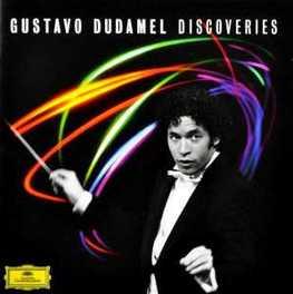 DISCOVERIES -CD+DVD- SIMON BOLIVAR YOUTH ORCHESTRA GUSTAVO DUDAMEL, CD