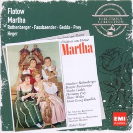 MARTHA ANNELIESE ROTHENBERGER FLOTOW, CD