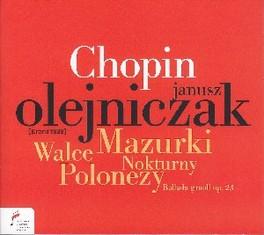 MAZURKI/WALCE/POLONEZY/NO JANUSZ OLEJNICZAK F. CHOPIN, CD