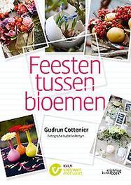 Feesten tussen bloemen Cottenier, Gudrun, Hardcover