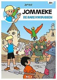 JOMMEKE 224. DE RARE KWIBUSSEN JOMMEKE, Nys, Jef, Paperback