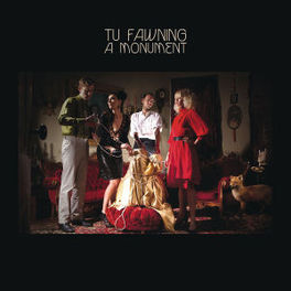 A MONUMENT TU FAWNING, CD