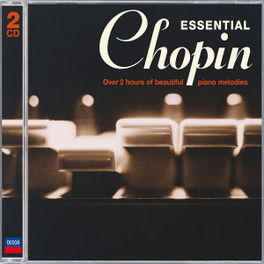 ESSENTIAL CHOPIN W/VLADIMIR ASHKENAZY Audio CD, F. CHOPIN, CD