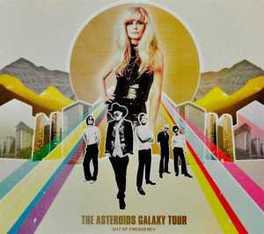 OUT OF FREQUENCY -LTD- ASTEROIDS GALAXY TOUR, CD