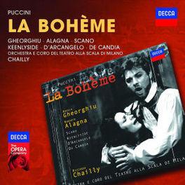 LA BOHEME RICCARDO CHAILLY G. PUCCINI, CD
