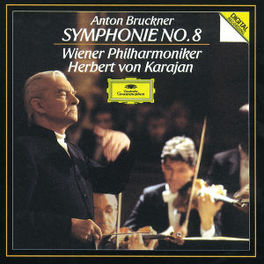 SYMPHONY.. W/WIENER PHILHARMONIKER, HERBERT VON KARAJAN Audio CD, A. BRUCKNER, CD