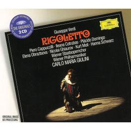 RIGOLETTO CAPPUCCILLI/COTRUBAS/DOMINGO/WIENER STAATSOPERNCH./WP/G Audio CD, G. VERDI, CD