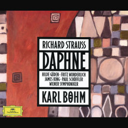 DAPHNE W/WUNDERLICH, GUDEN, KING, KARL BOHM Audio CD, R. STRAUSS, CD