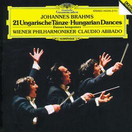 HUNGARIAN DANCES NOS.1-21 WP/KARAJAN Audio CD, J. BRAHMS, CD