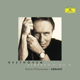 SYMPHONY NO.9 BERLINER PHIL./CLAUDIO ABBADO L. VAN BEETHOVEN, CD
