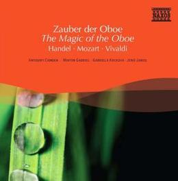 ZAUBER DER OBOE CAMDEN/GABRIEL/KRCKOVA/JANDO V/A, CD