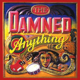 ANYTHING Audio CD, DAMNED, CD