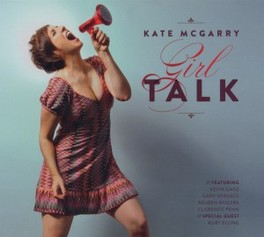 GIRL TALK KATE MCGARY, CD