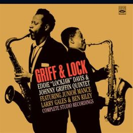 GRIFF & LOCK - COMPLETE.. .. STUDIO RECORDINGS 1960-1961 (3 LPS ON 2 CDS) EDDIE/JOHNNY GRIFF DAVIS, CD