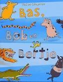 BAS, BOB EN BERTJE
