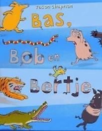 BAS, BOB EN BERTJE Chapman, Jason, Hardcover