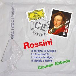 4 COMIC OPERAS & OVERTURE VARIOUS/CLAUDIO ABBADO G. ROSSINI, CD