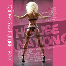 HOUSE NATION TODAY'S & FUTURE TRAX V/A, CD