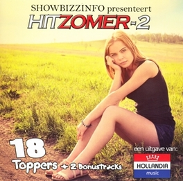 HITZOMER 2 18 TOPPERS + 2 BONUSTRACKS. V/A, CD