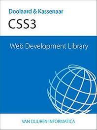 Van Duuren Media Web development Library: CSS3 (9789059408098)