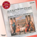 ALEXANDER'S FEAST ENGLISH BAROQUE ORCHESTRA/JOHN ELIOT GARDINER