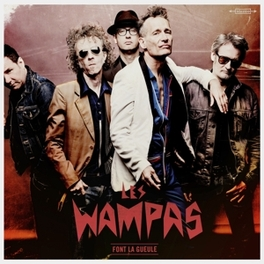 FONT LA GUEULE LES WAMPAS, CD