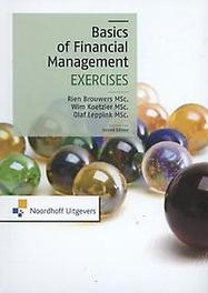 Basics of financial management exercises, Rien Brouwers, Paperback