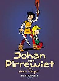 JOHAN EN PIRREWIET INTEGRAAL HC04. INTEGRALE EDITIE 04 JOHAN EN PIRREWIET INTEGRAAL, Peyo, Hardcover