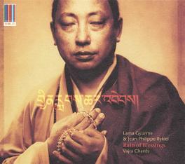 RAIN OF BLESSINGS LAMA GYRURME, CD