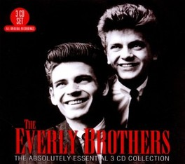 ABSOLUTELY ESSENTIAL.. .. RECORDINGS EVERLY BROTHERS, CD