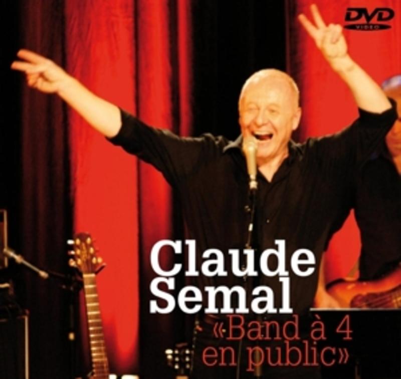 Claude Semal - Band A 4 En Public
