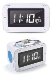 Bigben Interactive Big Ben, Radio Clock Cats 2 (RR30CATS2)