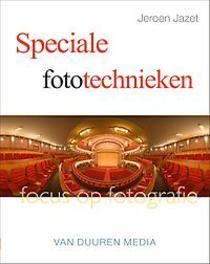 Speciale fototechnieken panorama's, HDR, virtuele tours en meer, Jeroen Jazet, Paperback
