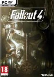 PC DVD Fallout 4