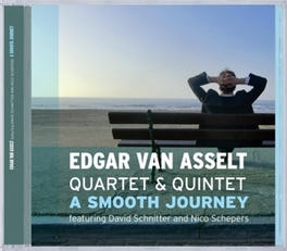 A SMOOTH JOURNEY Audio CD, ASSELT, EDGAR VAN -QUARTE, CD