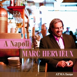 A NAPOLI MARC HERVIEUX, CD