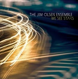 WE SEE STARS OLSEN, JIM -ENSEMBLE-, CD